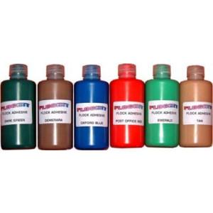 Aquamarine Extra Flock Adhesive (250ml)