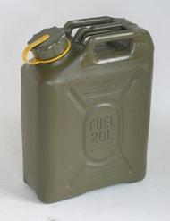 Sceptre US Mil spec Jerry Plastic Fuel Can  (20L - Diesel)