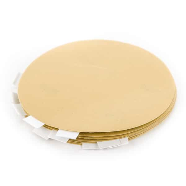 Premium Pressure Sensitive Adhesive (PSA) Sanding Disc 120 Grit (Pack of 10)