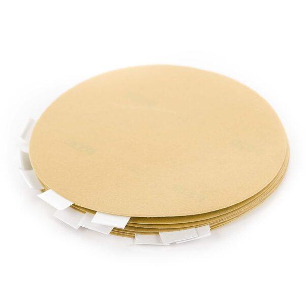 Premium Pressure Sensitive Adhesive (PSA) Sanding Disc - 80