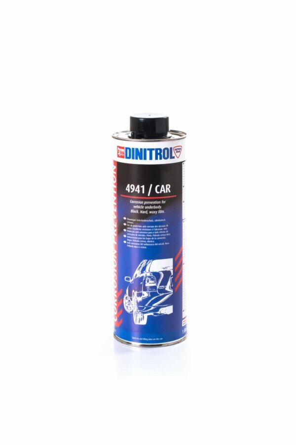 Dinitrol 4941 Black Underbody Coating Rust Preventive Fluid (1L)