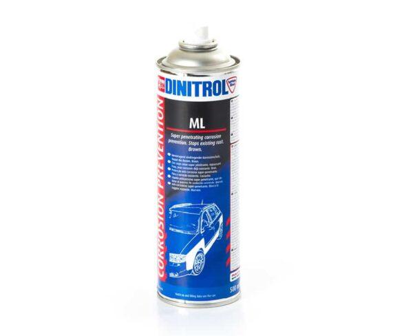 Dinitrol ML Penetrator Rust Proofing Cavity Wax for Door Skin (500ml)