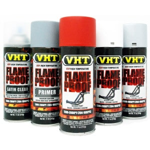 VHT Flame Proof Very High Temperature Paint (312g