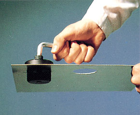 Sheet Metal Hole Punch / Hole Cutter (1 1/4)