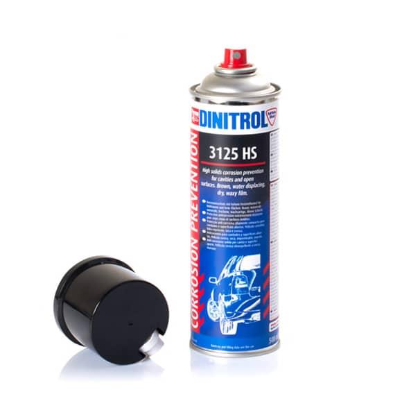 Dinitrol 3125 HS Cavity Wax Aerosol (500ml)