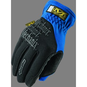 Extra Large Blue Mechanics Gloves