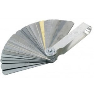 Professional Feeler Gauge with 30 Blades