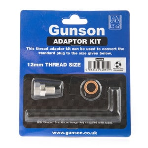 Gunson Colortune Adaptor (12mm)