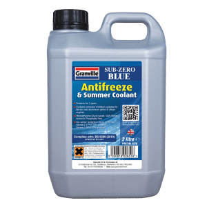 Granville Sub Zero Blue Antifreeze and Summer Coolant (2L)
