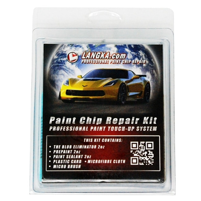 Complete Langka Paint Chip And Scratch Repair Kit