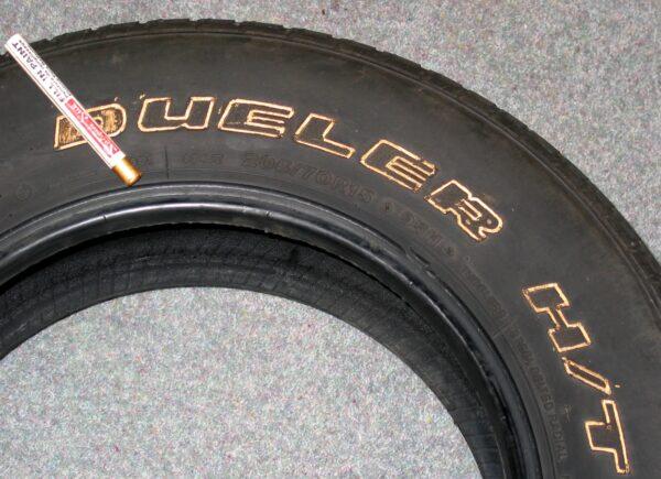 Tyre Marker (2 sticks) Gold