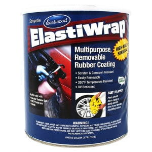 Elastiwrap GLOSS CLEAR Rubber Coating US Gallon (3.78L)