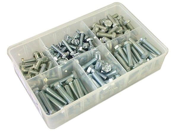 "UNC (1/4"" to 3/8"" dia) Set Screw Assortment"