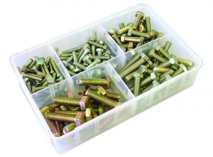 Metric Fine (M5 to M10) Set Screw Assortment