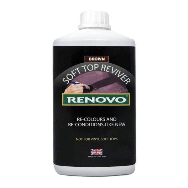 Brown Renovo Colour Reviver (500ml)