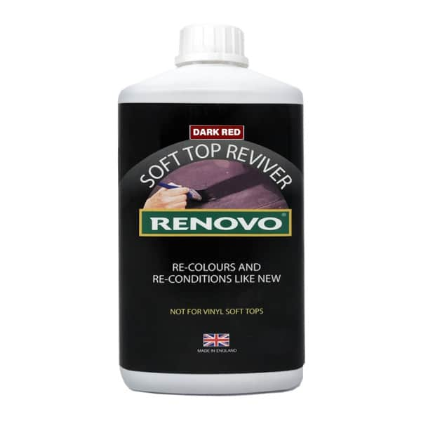 Dark Red Renovo Colour Reviver (500ml)