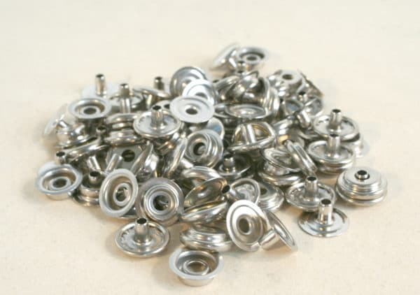 Extra Dots and Fasteners for Durable Dot Set