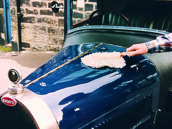 Frost Nenette Soft Mop Car Duster