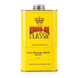 Kroon-Oil Classic Multigrade SAE 20w50 Engine Motor Oil (1L)