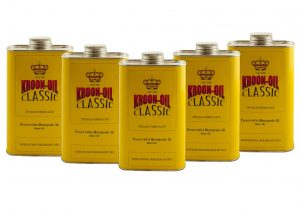 Kroon-Oil Classic Preservative Monograde 30 Engine Motor Oil (5L)