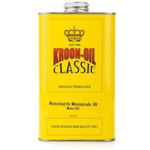 Kroon-Oil Classic Running-In Monograde SAE 30 Engine Motor Oil (1L)