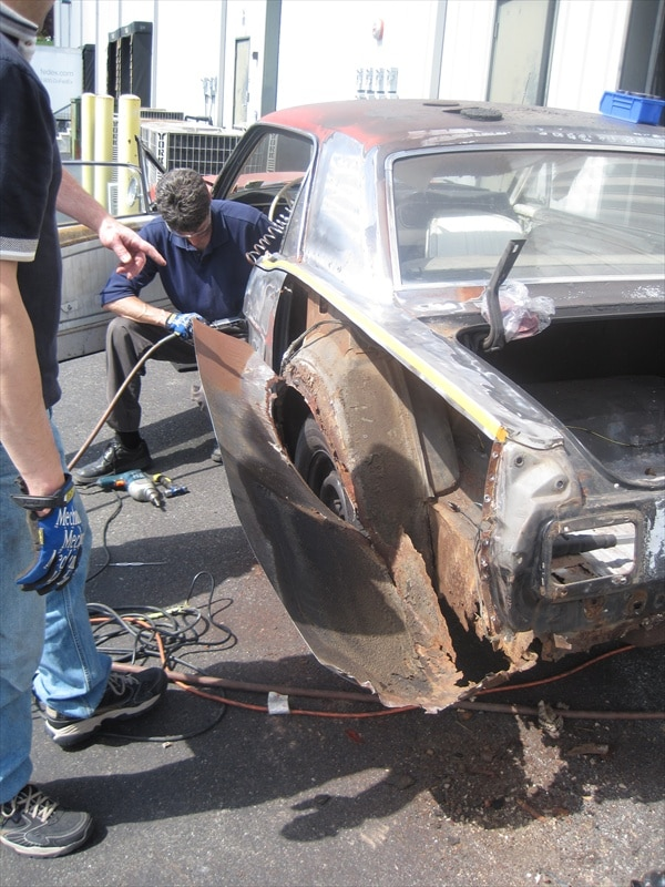 Rusty Mustang 5