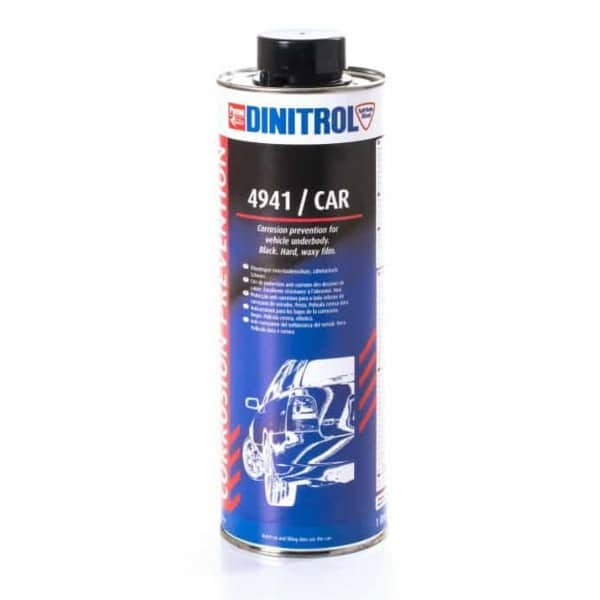 Dinitrol 4941 Black Underbody Coating Rust Preventive Fluid (1L) S315