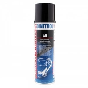 Dinitrol ML Penetrator Rust Proofing Cavity Wax for Door Skin (500ml) S330