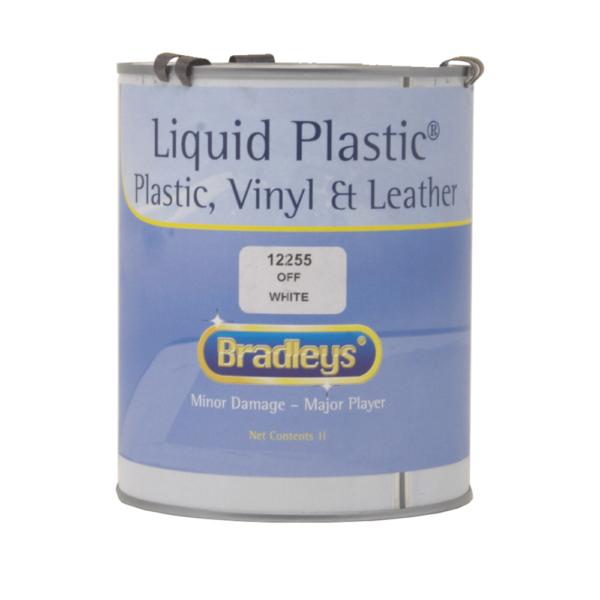 Interior Liquid Plastic Paint OFF WHITE