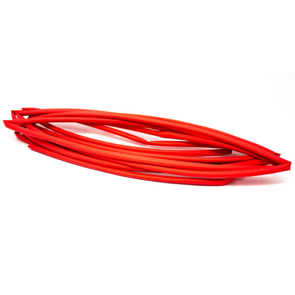 Red 6mm Shrink Tube (5 Metres)