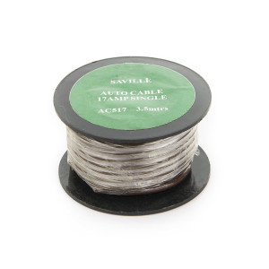 Green 17amp Cable (3.5 metres)
