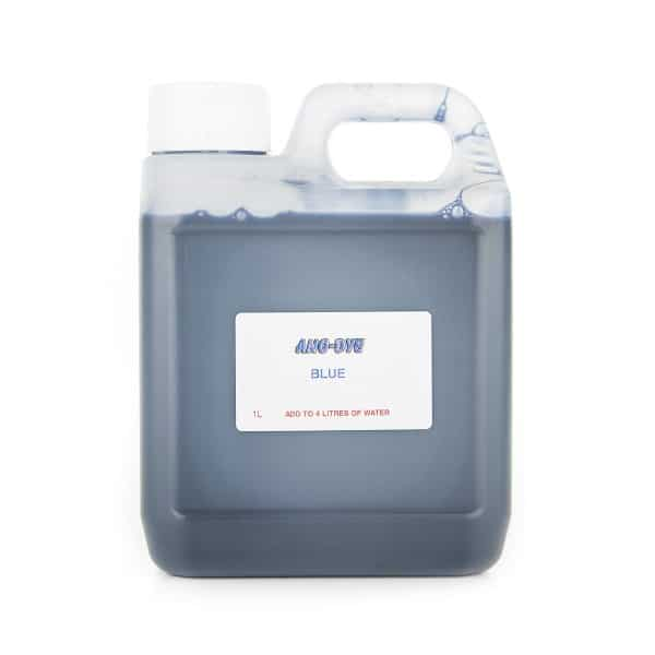 Blue Coloured Anodising Dye (1L)