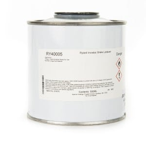 Incralac Rylard Brass Lacquer Tin (500ml)