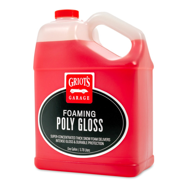 Griot's Foaming Poly Gloss 3.78L