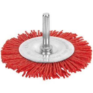 Abracs Red 50mm Filament Wheel Coarse