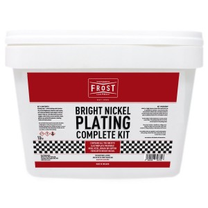 Bright Nickel Plating - Complete Kit 10L