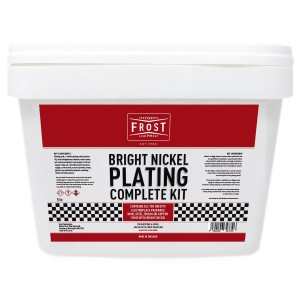 Bright Nickel Plating - Complete Kit 5L