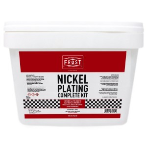 Nickel Plating - Complete Kit 10L