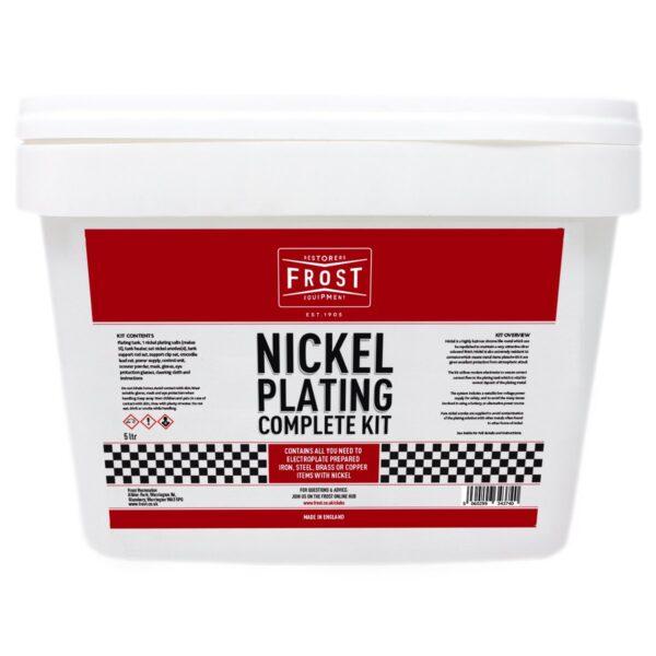 Nickel Plating - Complete Kit 5L