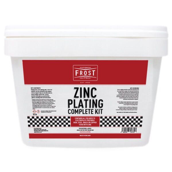 Zinc Plating Complete Kit 10L