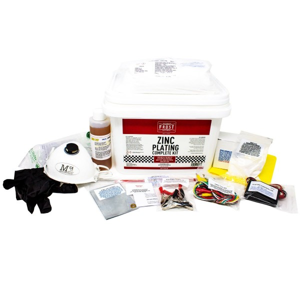 Zinc Plating Complete Kit 5L