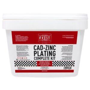 Cad-Zinc Plating - Complete Kit 10 Litre