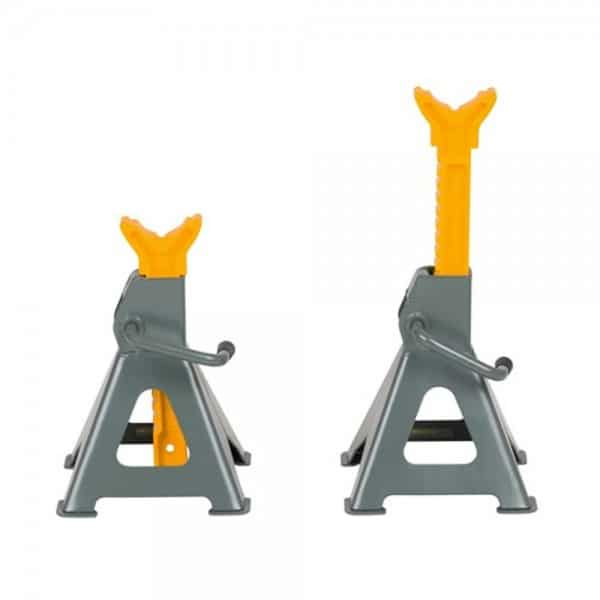 Winntec 3 Ton Ratchet Jack Stands