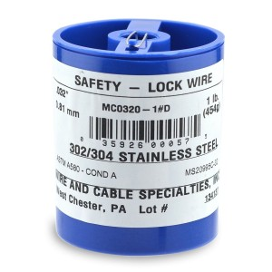 Stainless Steel, 1 Lb (0.45 kg) Dispenser Cans