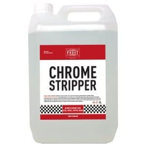 Chrome Stripper Solution