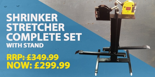 Shrinker Stretcher Offer