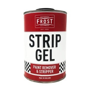 Frost Strip Gel