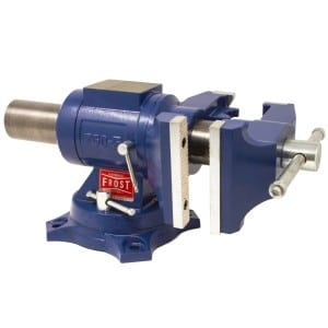 "Heavy Duty Multi 5"" Jaw Rotating Combination Pipe & Bench Vise"