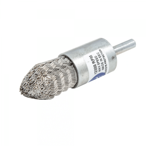 RS PRO Stainless Steel Wire End Brush C193
