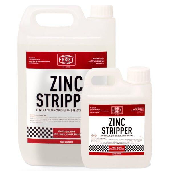 Zinc Stripper Solution